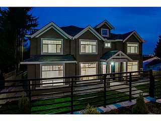 Photo 1: 1572 ROCHESTER Avenue in Coquitlam: Central Coquitlam House for sale : MLS®# V997898