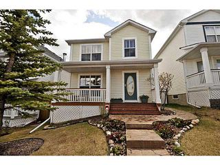 Photo 1: 254 TUSCANY VALLEY Drive NW in CALGARY: Tuscany Residential Detached Single Family for sale (Calgary)  : MLS®# C3569145