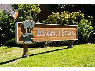 Photo 20: 12 4041 Saanich Rd in VICTORIA: SE High Quadra Row/Townhouse for sale (Saanich East)  : MLS®# 645762