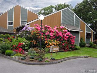 Photo 1: 12 4041 Saanich Rd in VICTORIA: SE High Quadra Row/Townhouse for sale (Saanich East)  : MLS®# 645762