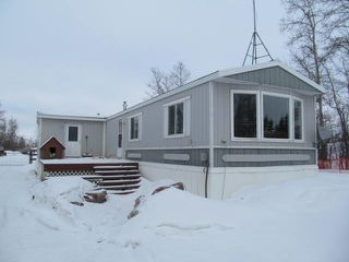 Main Photo:  in FORT ST JOHN: Manufactured Home for sale