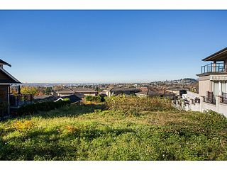 Main Photo: 909 BURNWOOD AV in Burnaby: Simon Fraser Univer. Land for sale (Burnaby North)  : MLS®# V1045022