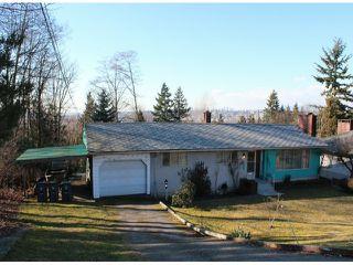 Photo 1: 10223 124TH ST in Surrey: Cedar Hills House for sale (North Surrey)  : MLS®# F1403430
