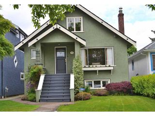 Photo 1: 153 W 20TH AV in Vancouver: Cambie House for sale (Vancouver West)  : MLS®# V1065307