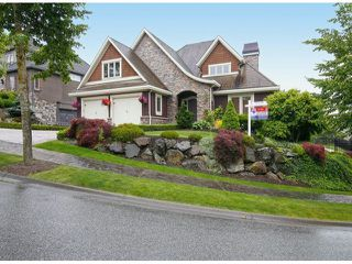 "Photo 1: 35402 JEWEL Court in Abbotsford: Abbotsford East House for sale in ""EAGLE MOUNTAIN"" : MLS®# F1416341"