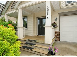 "Photo 2: 32888 EGGLESTONE Avenue in Mission: Mission BC House for sale in ""CEDAR VALLEY ESTATES"" : MLS®# F1416650"