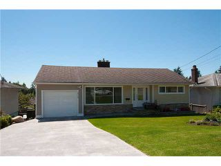 Photo 1: 6112 PATRICK Street in Burnaby: South Slope House for sale (Burnaby South)  : MLS®# V1075256
