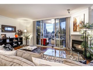 Photo 8: 502 719 PRINCESS STREET in New Westminster: Uptown NW Condo for sale : MLS®# R2031007