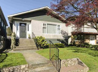 Main Photo: 6805 SHERBROOKE STREET in Vancouver: South Vancouver House for sale (Vancouver East)  : MLS®# R2053210