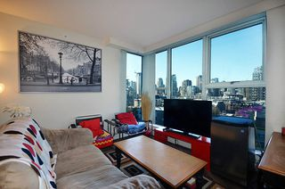 Photo 1: 1502 1009 EXPO BOULEVARD in Vancouver: Yaletown Condo for sale (Vancouver West)  : MLS®# R2135139