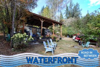 Main Photo: 6469 Squilax Anglemont Highway: Magna Bay Land Only for sale (North Shuswap)