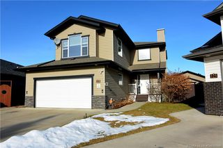 Main Photo: 119 KIRTON Close in Red Deer: RR Kingsgate Residential for sale : MLS®# CA0183989