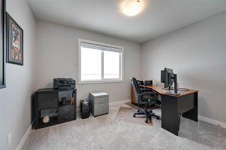 Photo 24: 2842 KOSHAL Crescent in Edmonton: Zone 56 House Half Duplex for sale : MLS®# E4186147