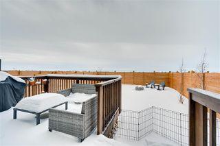 Photo 35: 2842 KOSHAL Crescent in Edmonton: Zone 56 House Half Duplex for sale : MLS®# E4186147