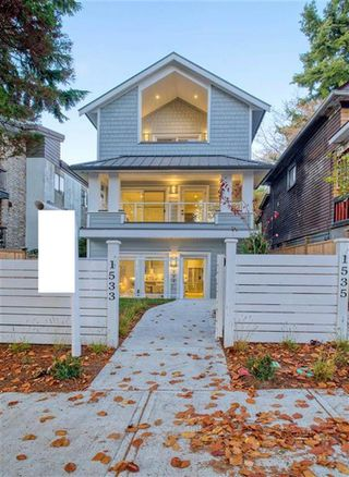 Photo 18: 1533 E 5TH Avenue in Vancouver: Grandview Woodland House 1/2 Duplex for sale (Vancouver East)  : MLS®# R2439511