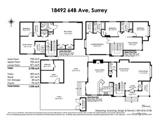 "Photo 20: 18492 64B Avenue in Surrey: Cloverdale BC House for sale in ""Clovervalley Station"" (Cloverdale)  : MLS®# R2444631"