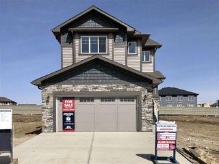 Photo 1: 176 Edgemont Road in Edmonton: Zone 57 House for sale : MLS®# E4195678
