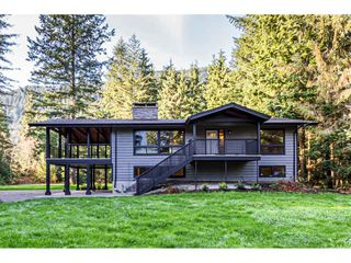 Main Photo: 12807 STAVE LAKE Road in Mission: Durieu House for sale : MLS®# R2472804