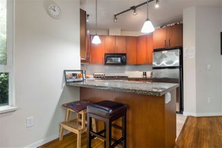 """Photo 3: 107 3551 FOSTER Avenue in Vancouver: Collingwood VE Condo for sale in """"FINALE WEST"""" (Vancouver East)  : MLS®# R2499336"""
