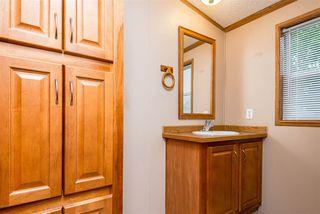Photo 22: 48 Willow Park Estates: Leduc Mobile for sale : MLS®# E4214831