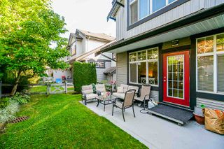 "Photo 1: 20 18839 69 Avenue in Surrey: Clayton Townhouse for sale in ""Starpoint"" (Cloverdale)  : MLS®# R2506289"