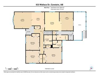 Photo 43: 633 Wallace Drive: Carstairs Detached for sale : MLS®# A1042129