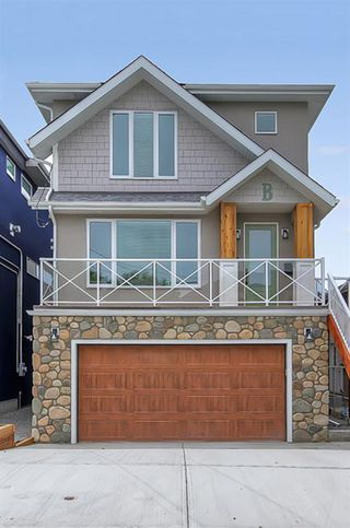 Main Photo: 2411B 8 Street NW in Calgary: Mount Pleasant Detached for sale : MLS®# A1060088