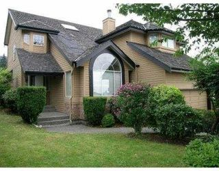 Photo 1: 2917 DELAHAYE DR in Coquitlam: Canyon Springs House for sale : MLS®# V569889