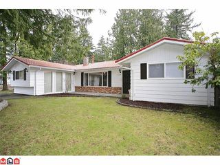 "Photo 1: 4370 204TH Street in Langley: Brookswood Langley House for sale in ""Brookswood"" : MLS®# F1206281"