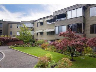 "Main Photo: 109 2298 MCBAIN Avenue in Vancouver: Quilchena Condo for sale in ""ARBUTUS VILLAGE"" (Vancouver West)  : MLS®# V984641"