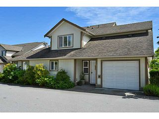 """Photo 1: 43 735 PARK Road in Gibsons: Gibsons & Area Townhouse for sale in """"Sherwood Grove"""" (Sunshine Coast)  : MLS®# V1011123"""