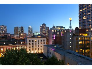 "Photo 3: PH2 36 WATER Street in Vancouver: Downtown VW Condo for sale in ""TERMINUS"" (Vancouver West)  : MLS®# V1018107"
