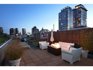 "Photo 1: PH2 36 WATER Street in Vancouver: Downtown VW Condo for sale in ""TERMINUS"" (Vancouver West)  : MLS®# V1018107"