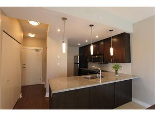 "Photo 5: 415 2368 MARPOLE Avenue in Port Coquitlam: Central Pt Coquitlam Condo for sale in ""RIVERROCK LANDING"" : MLS®# V1019170"