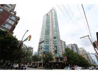 Photo 1: # 306 1155 HOMER ST in Vancouver: Yaletown Condo for sale (Vancouver West)  : MLS®# V1024514