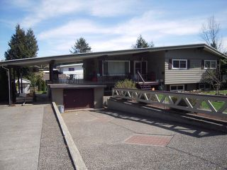 Photo 1: 2276 CASCADE ST in Abbotsford: Abbotsford West House for sale : MLS®# F1407602