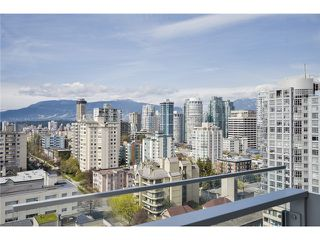 Photo 18: 1703 1028 BARCLAY Street in Vancouver: Condo for sale : MLS®# V1058354