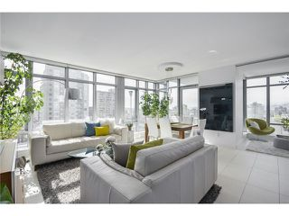 Photo 3: 1703 1028 BARCLAY Street in Vancouver: Condo for sale : MLS®# V1058354