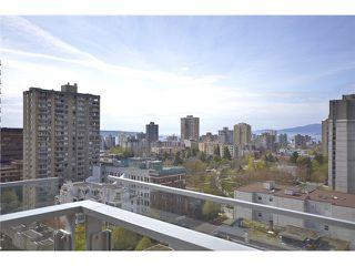Photo 19: 1703 1028 BARCLAY Street in Vancouver: Condo for sale : MLS®# V1058354