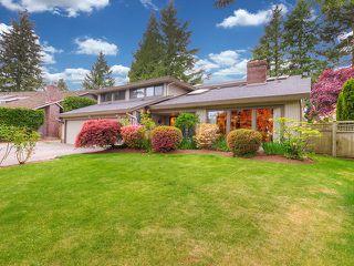 Main Photo: 11653 SUMMIT CR in Delta: Sunshine Hills Woods House for sale (N. Delta)  : MLS®# F1444985