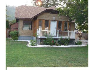 Photo 1: 7141 Northeast 49 Street in Salmon Arm: Canoe House for sale (NE Salmon Arm)  : MLS®# 10111067