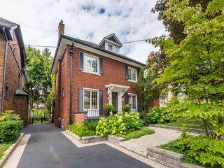 Photo 1: 55 Burnside Dr in Toronto: Wychwood Freehold for sale (Toronto C02)  : MLS®# C4250035