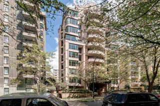 "Main Photo: 401 1265 BARCLAY Street in Vancouver: West End VW Condo for sale in ""DORCHESTER"" (Vancouver West)  : MLS®# R2397285"