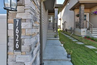 Photo 2: 7626 CREIGHTON Place in Edmonton: Zone 55 House Half Duplex for sale : MLS®# E4174100