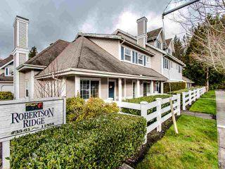 Main Photo: 38 11355 236 Street in Maple Ridge: Cottonwood MR Townhouse for sale : MLS®# R2437140