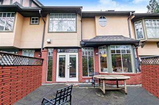 Photo 16: 14 5880 HAMPTON PLACE in Vancouver: University VW Townhouse for sale (Vancouver West)  : MLS®# R2436640