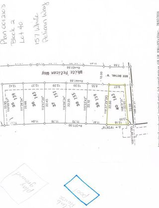 Photo 3: 157 white pelican Way: Rural Vulcan County Land for sale : MLS®# A1013710