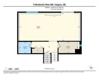 Photo 32: 8 STRATHCLAIR Rise SW in Calgary: Strathcona Park Detached for sale : MLS®# A1022810