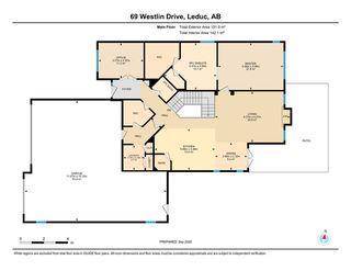 Photo 45: 69 WESTLIN Drive: Leduc House for sale : MLS®# E4214765