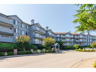 "Photo 1: 204 5375 205 Street in Langley: Langley City Condo for sale in ""Glenmont Park"" : MLS®# R2500306"